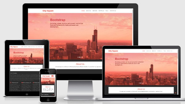 создать адаптивный дизайн сайта