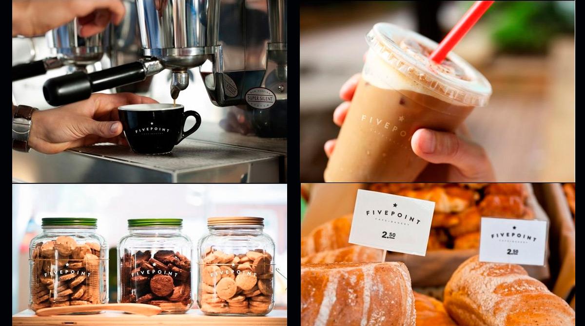 разработка бренда компании кофейни