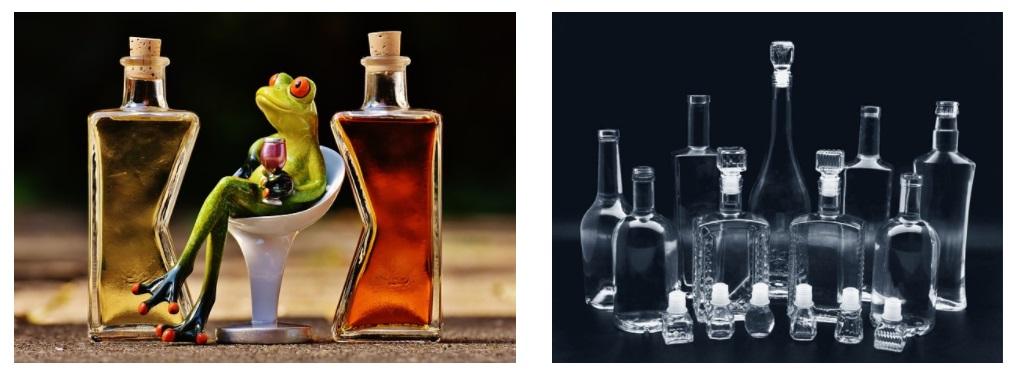дизайн бутылки