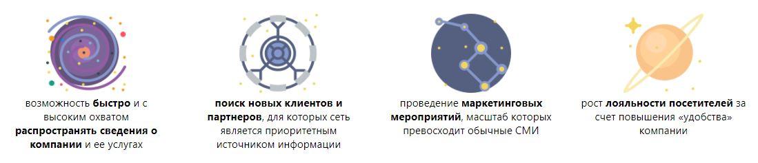 заказать сайт компании, Москва, Россия