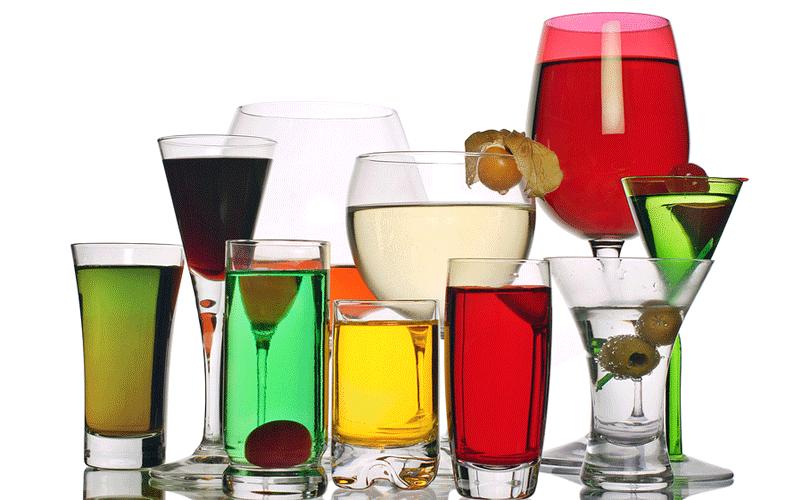 Употребляющие пиво по возрасту по итогам опроса