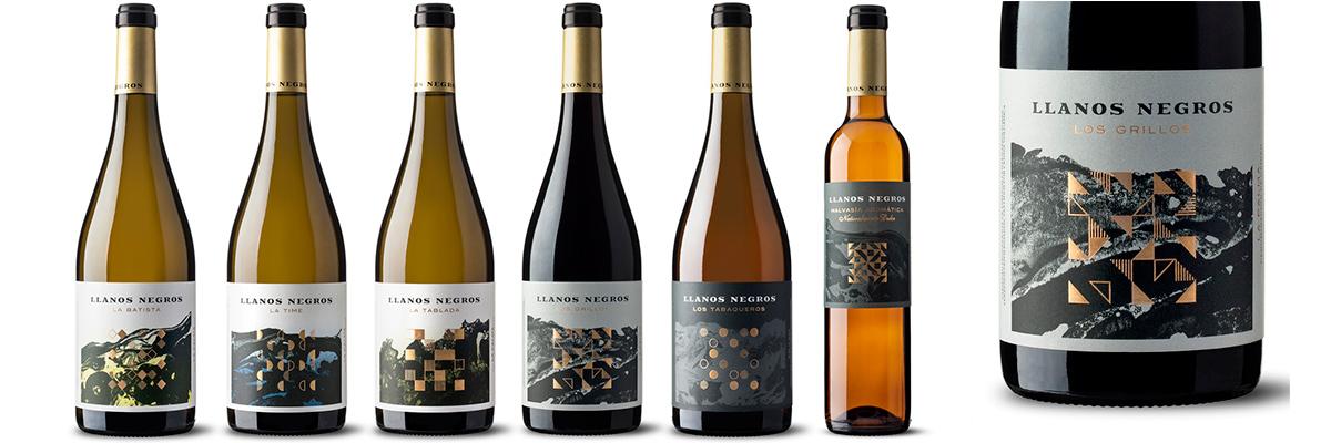 Дизайн вина - абстрактные иллюстрации