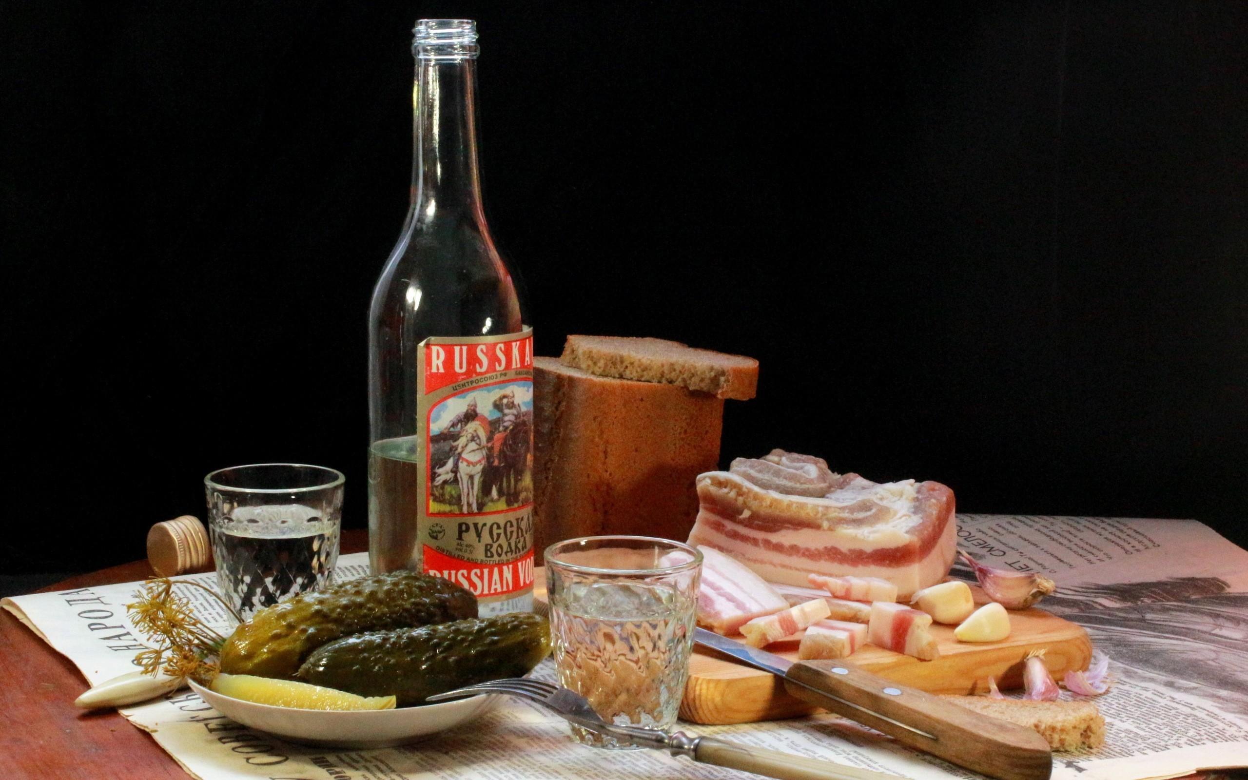 Алкогольный рынок России 2017