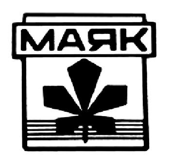 Логотип радиозавода «Маяк»