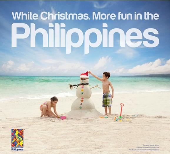 «Белое Рождество. Веселее на Филиппинах»