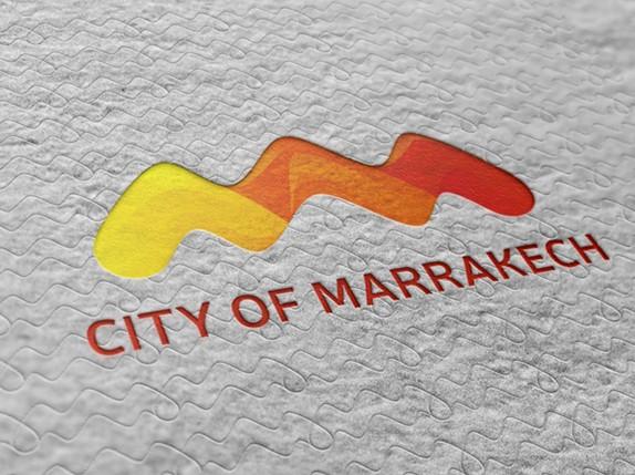 Логотип Марракеша