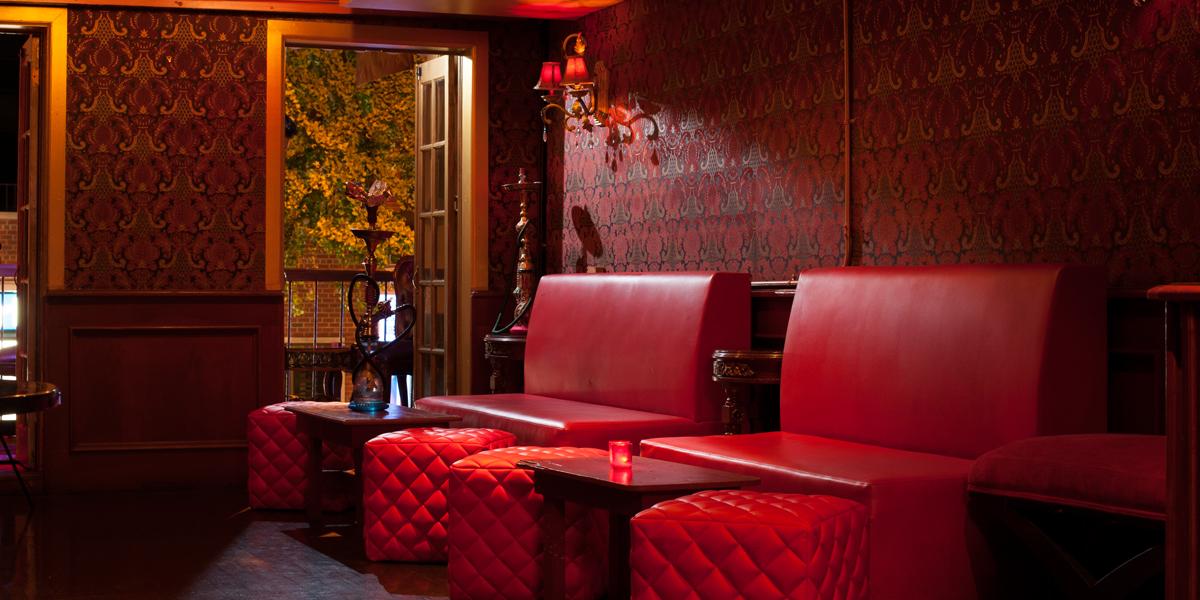 Нью-йоркский кальян-бар «Karizma»
