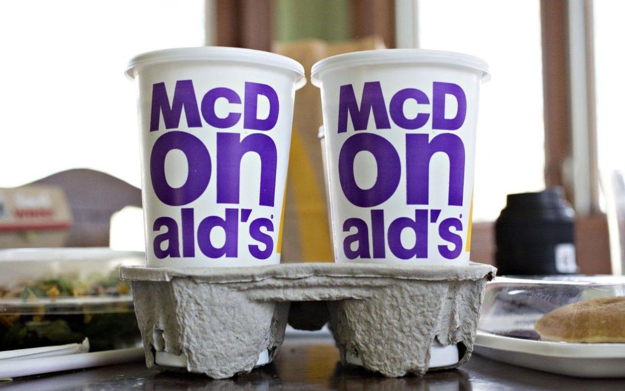 Эко-тренд — упаковка для McDonald's